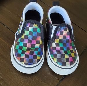 Toddler Girl Van's